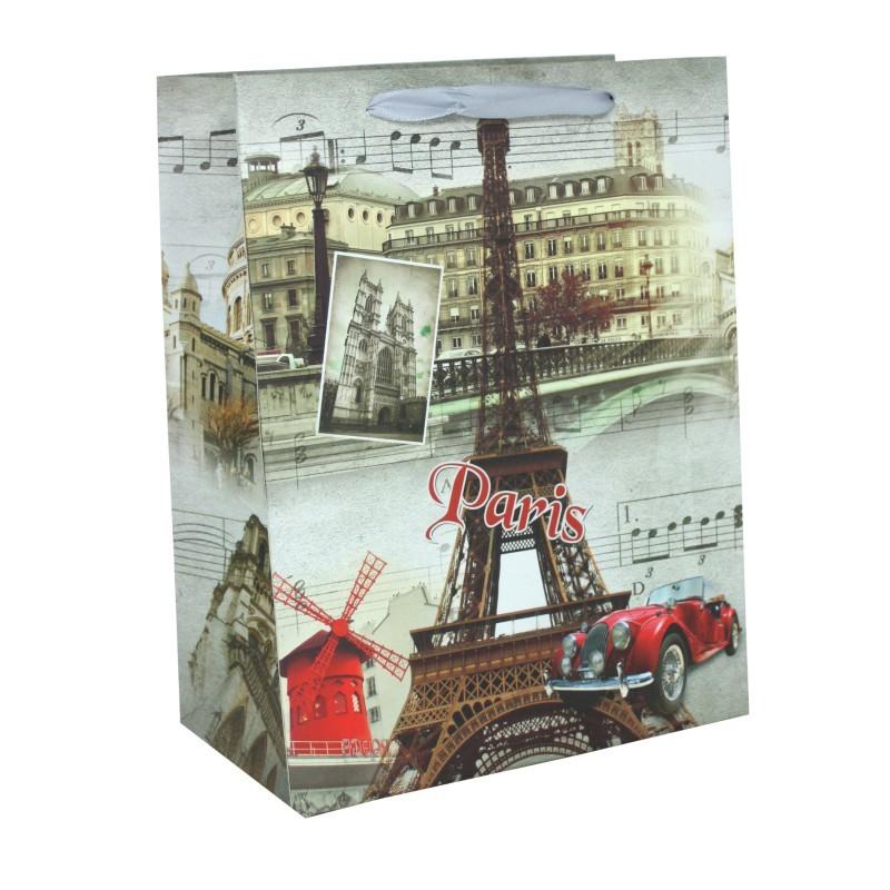 Dárková taška - Paříž