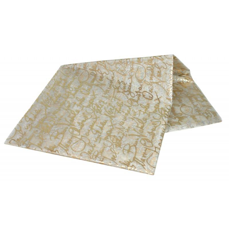 Organza 49 x 250 cm Písmo 12