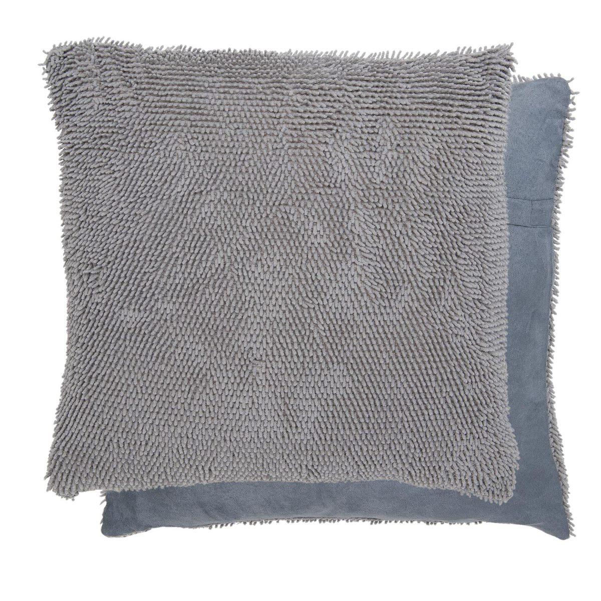 Povlak na polštář 45*45 - světle šedá