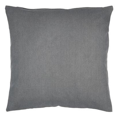 Povlak na polštář - šedá