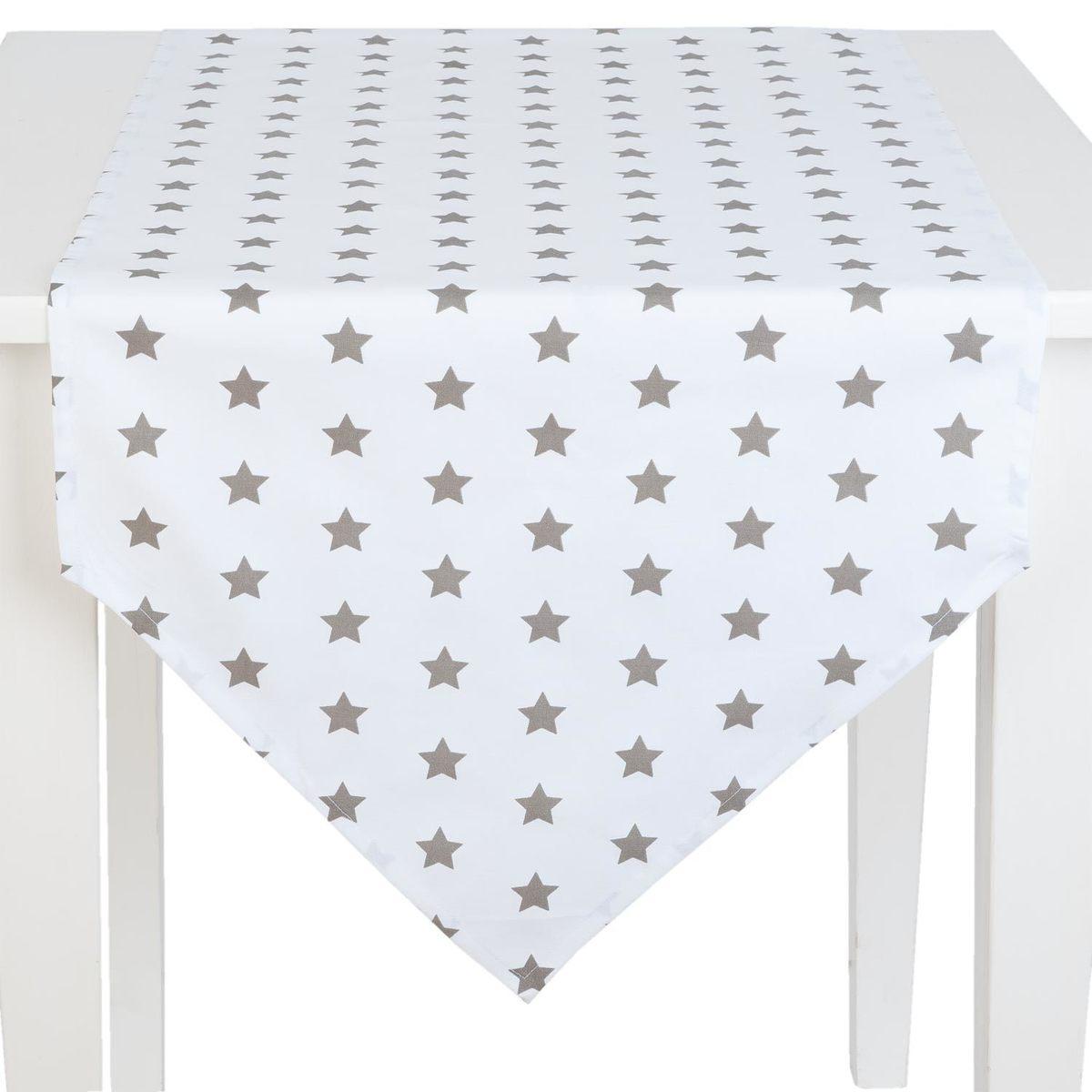 Běhoun - bílý a šedé hvězdy