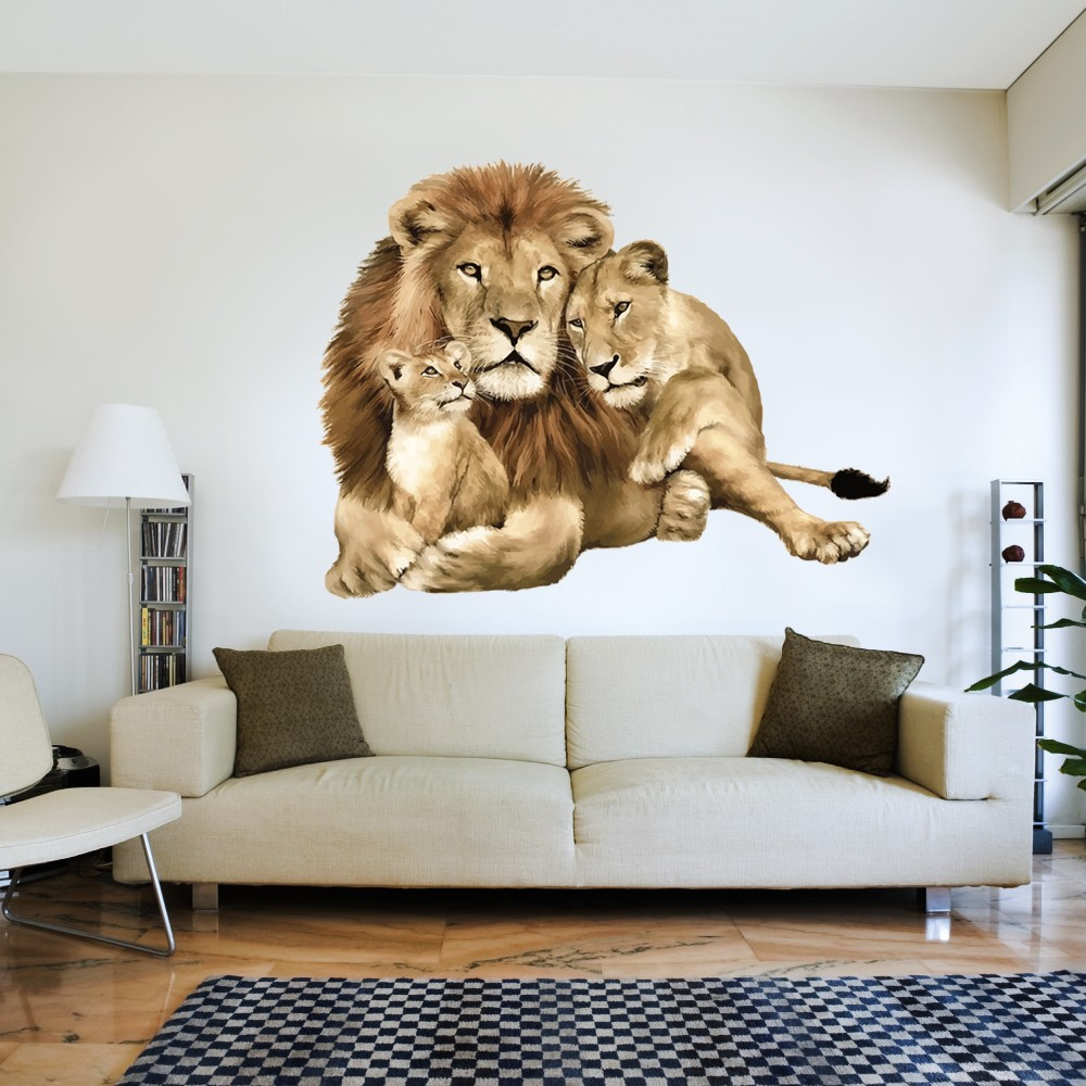 HOUSEDECOR Lví rodinka II