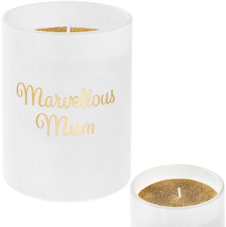 Svíčka Marvellous Mum