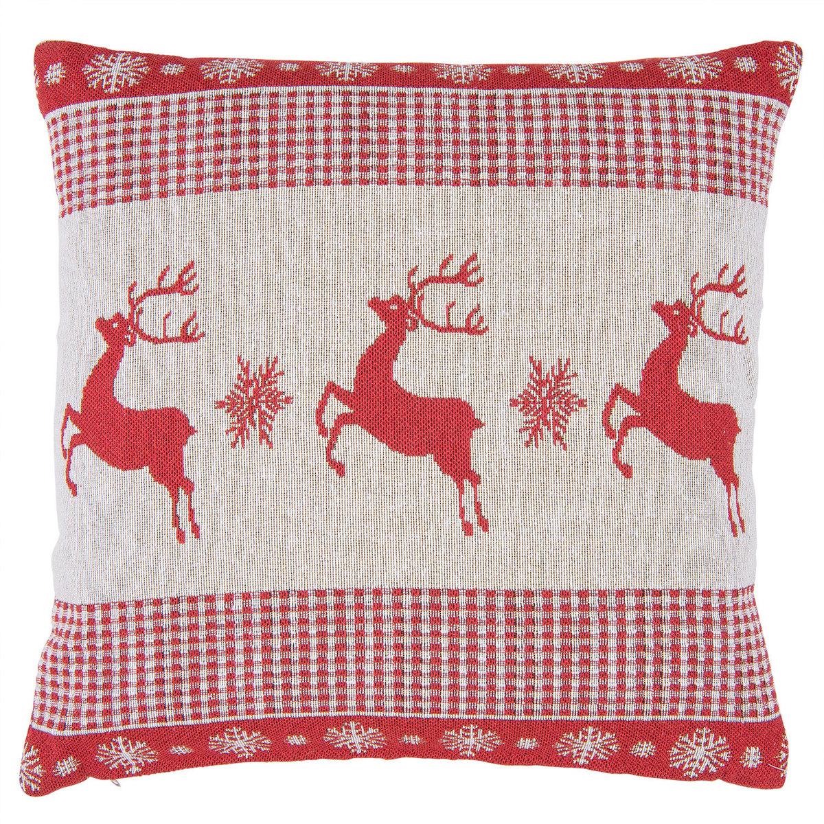 Povlak na polštář - vánoční