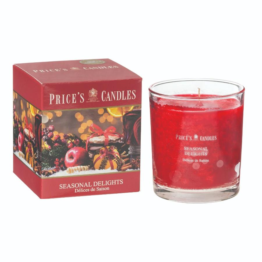 Svíčka - Prices - Vánoční čas
