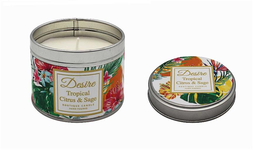 Svíčka - tropické ovoce