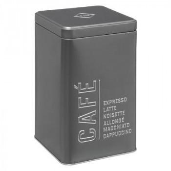 Krabička na kávu - šedá