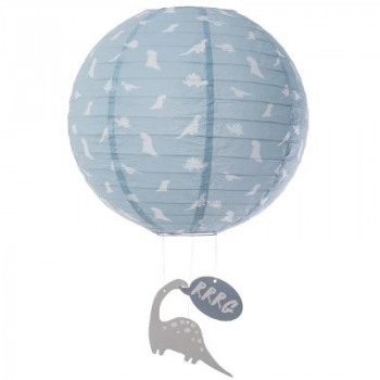 Stínidlo - balon s dinosaurem