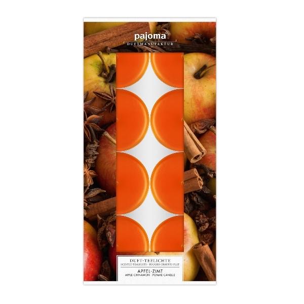 Set vonných čajových svíček - Jablko, skořice