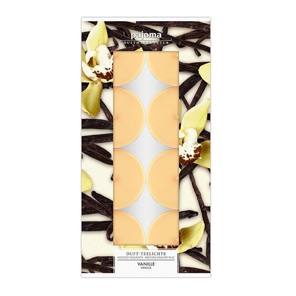 Set vonných čajových svíček - Vanilka