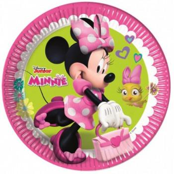 Párty talířky - Minnie