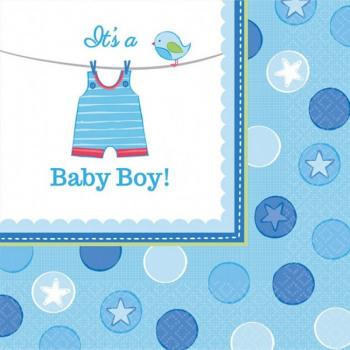 Ubrousky - Baby boy