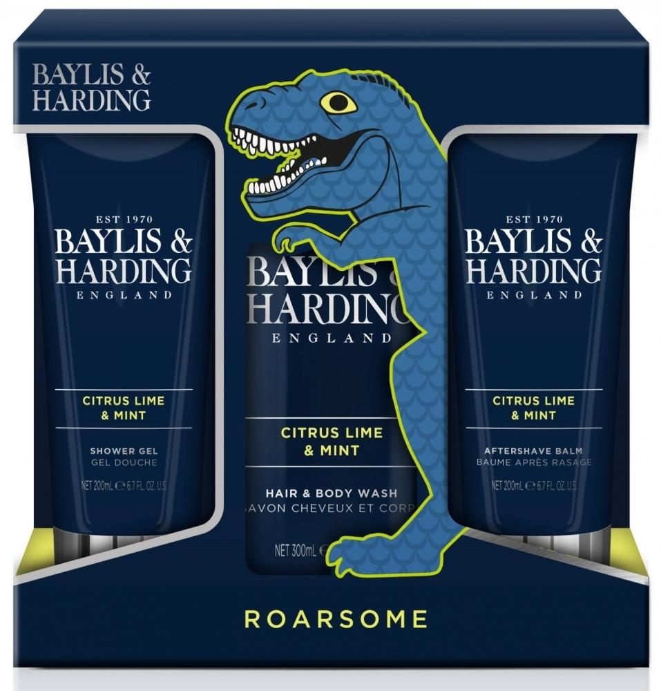 Baylis & Harding Pánská sada péče o tělo - Citrus Lime & Mint