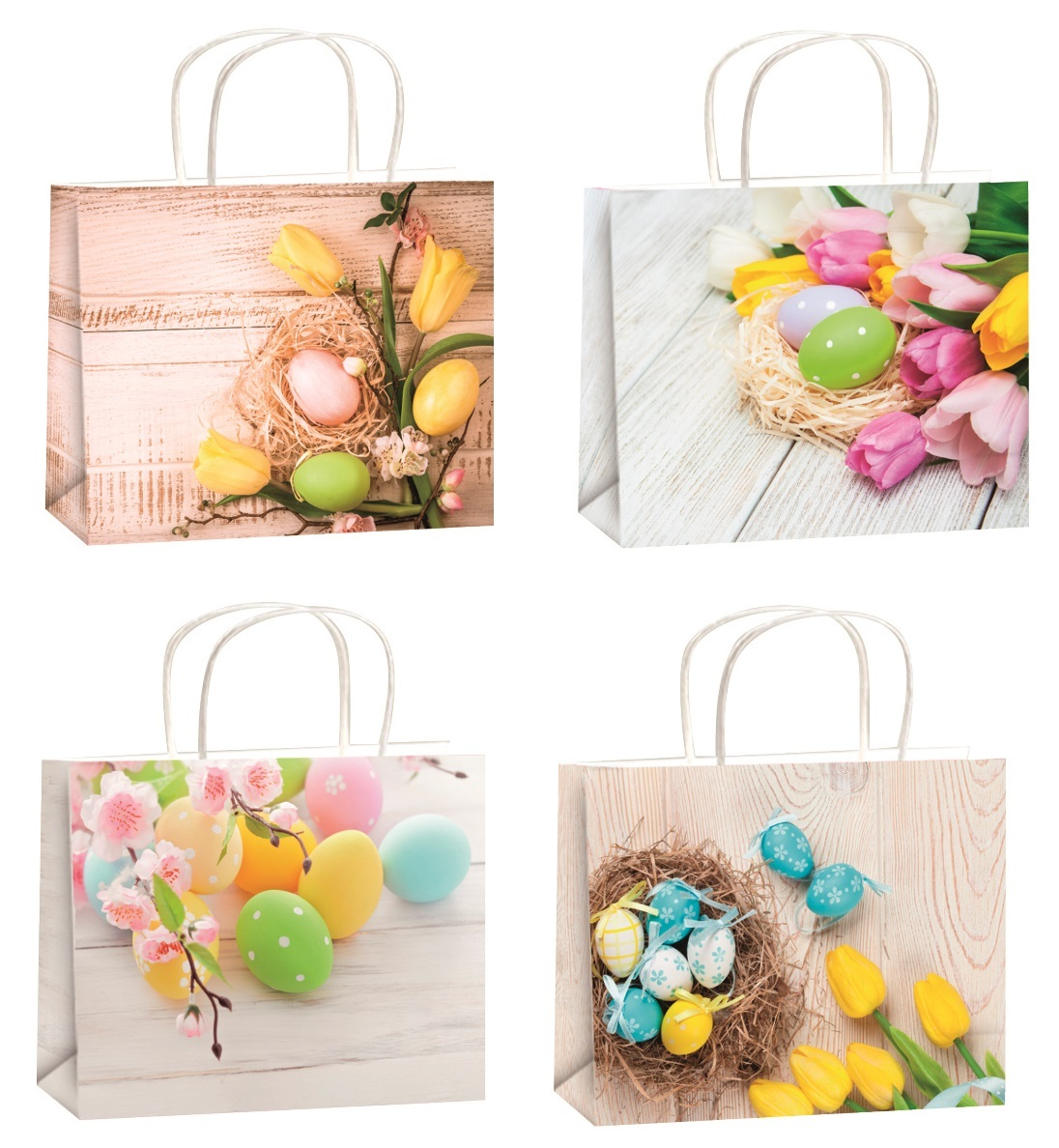 Velikonoční taška - mix