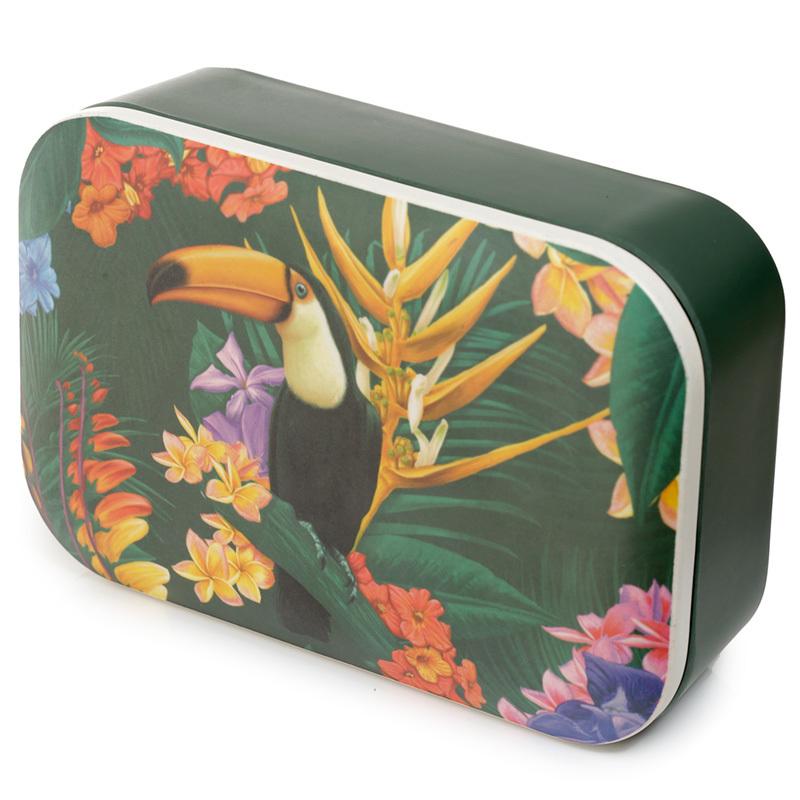 Bambusový obědový box - Tukan