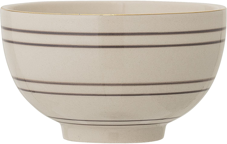 Ava Bowl miska se zlatým lemováním