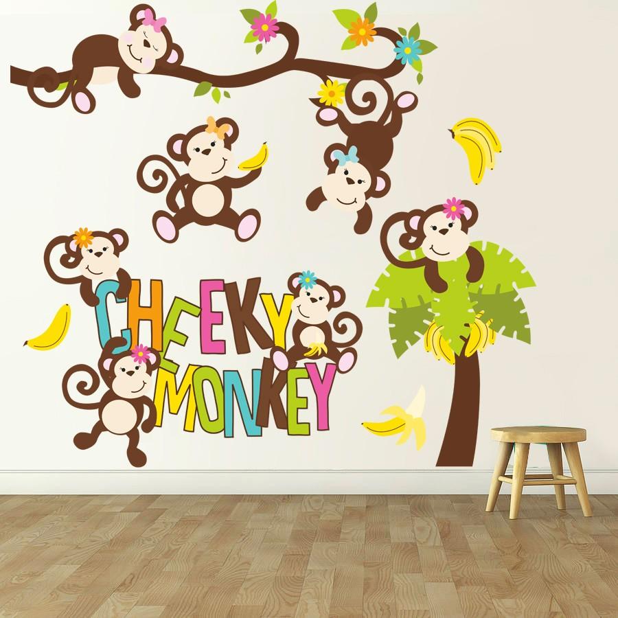 HOUSEDECOR Cheeky monkey