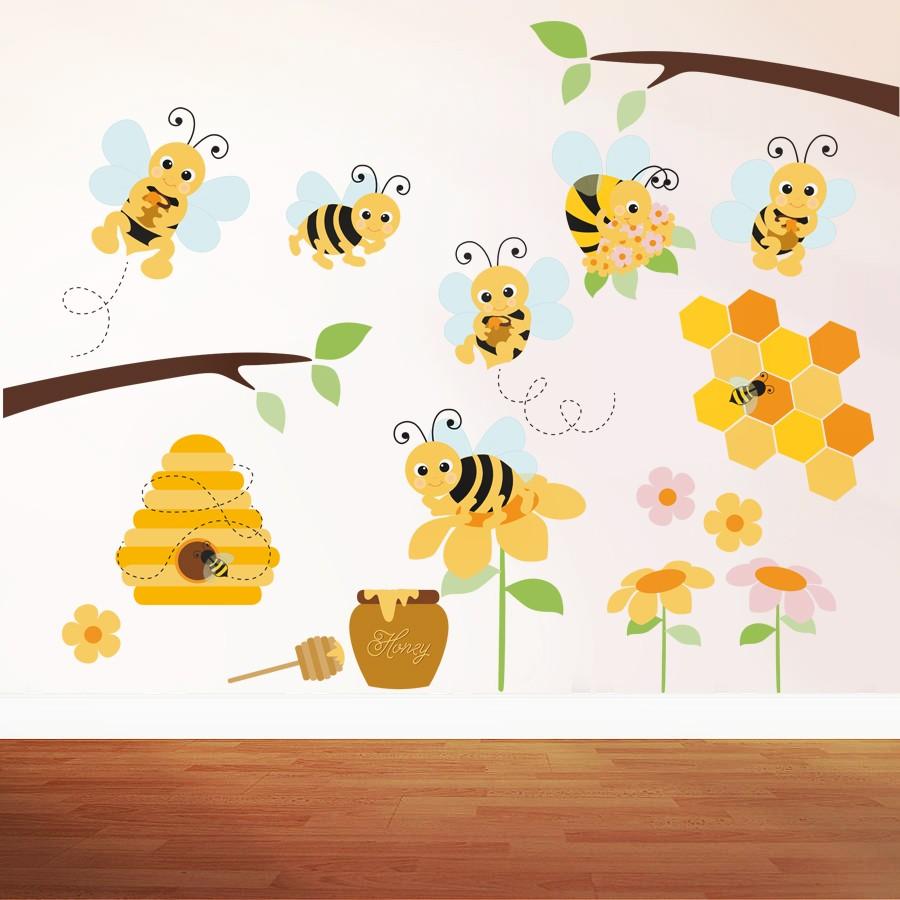 HOUSEDECOR Honey bee