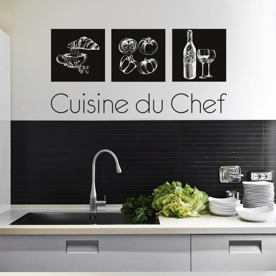 HOUSEDECOR Kuchyně šéfkuchaře
