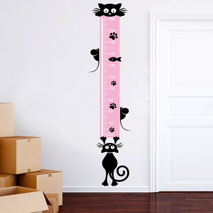 HOUSEDECOR Metr s kočičkama
