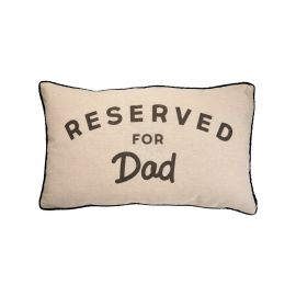 Polštář - Reserved for dad
