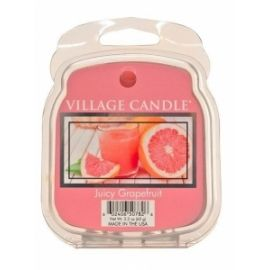 VILLAGE CANDLE VOSK, JUICY GRAPEFRUIT 62G